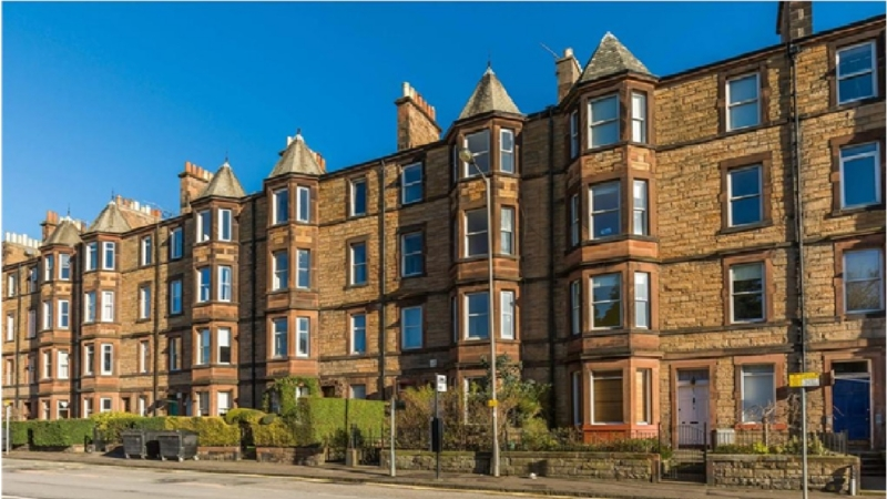 Dalkeith Road 5 bed Festival flat
