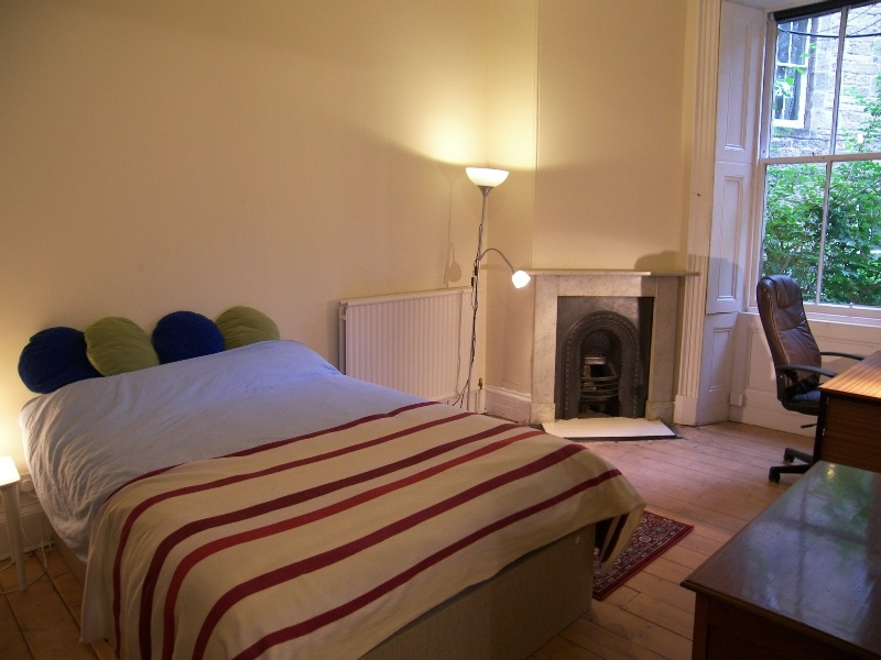 3 bed festival flat Marchmont