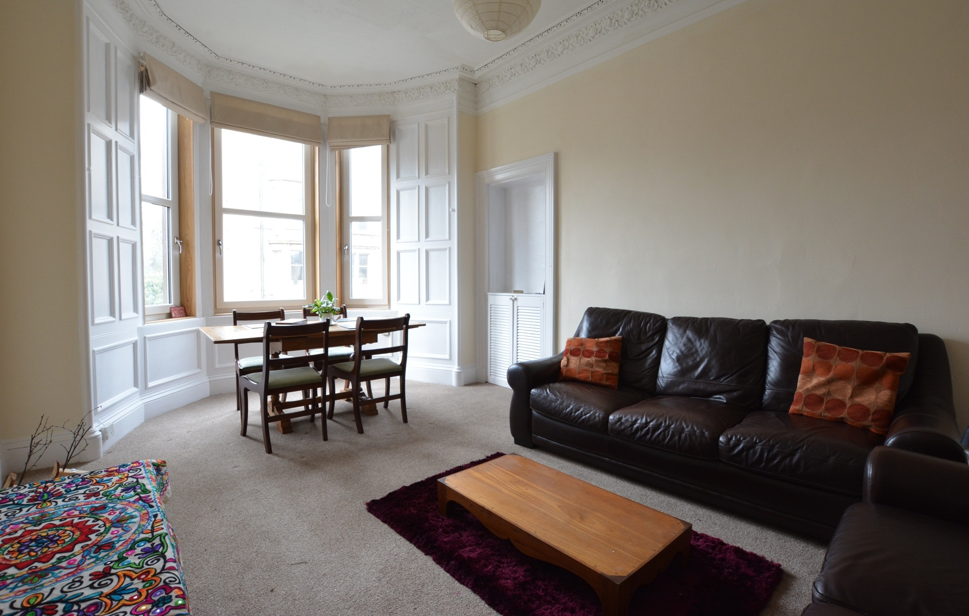 Dalkeith Road - 4 bed festival flat - Southside