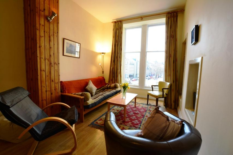West Bow - 1 bed - festival flats