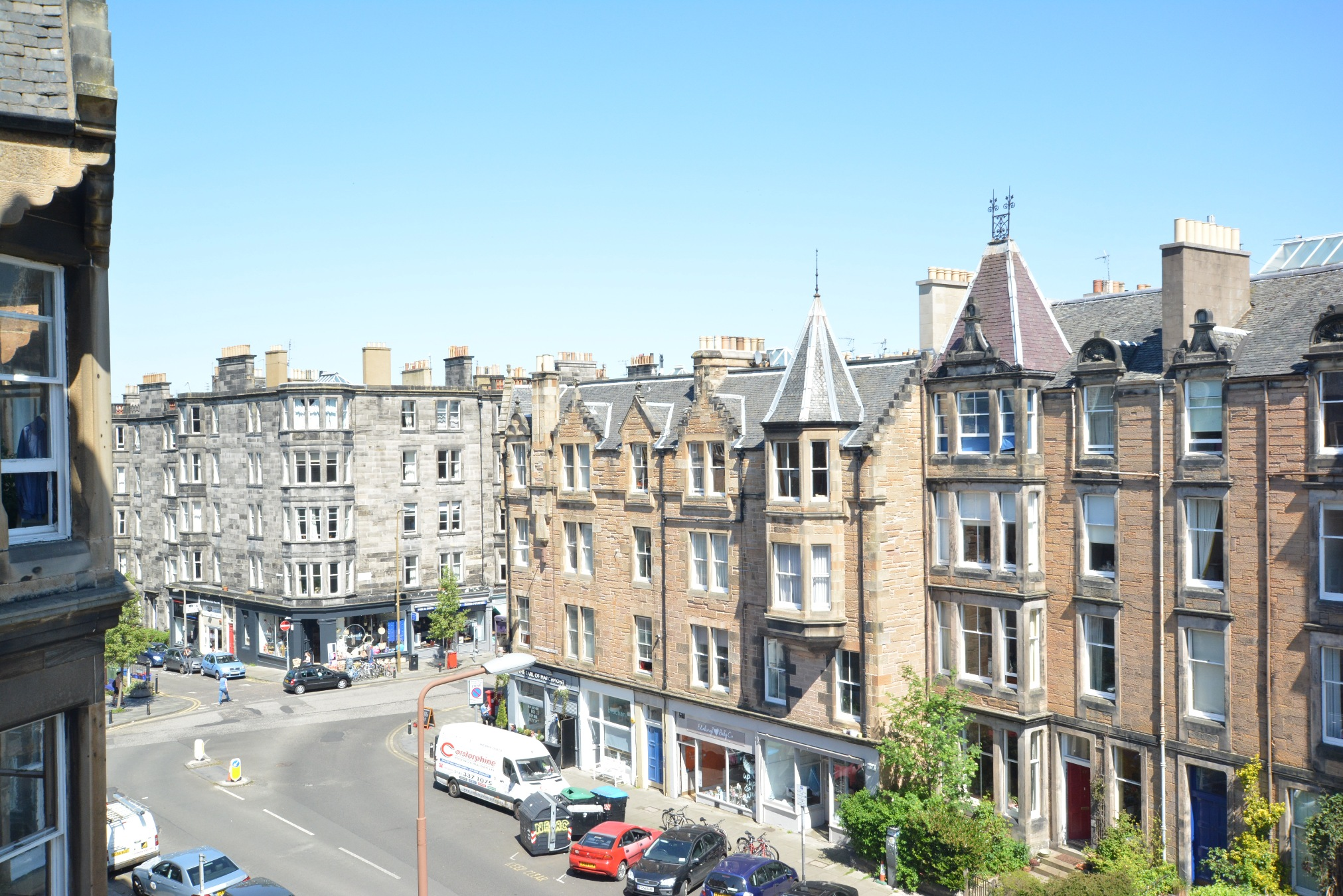 Marchmont - 3 bed festival flat